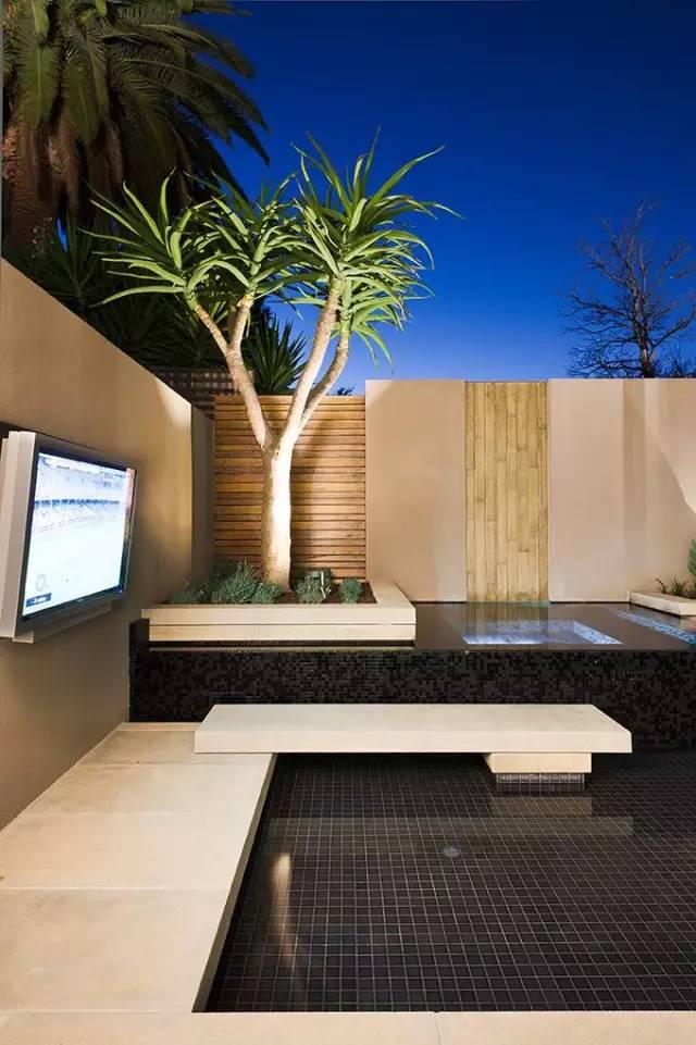 赶紧收藏!21个最美现代风格庭院设计案例_172