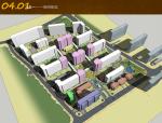 北京旧宫绿隔项目方案