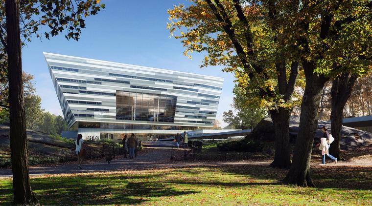 上海新型未来图书馆
