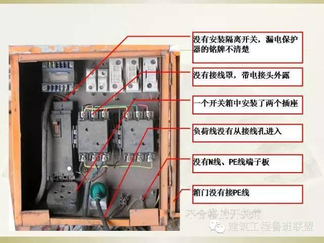 施工现场临时用电的这些常见问题你们有吗?