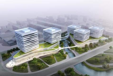 安徽启动建筑一批绿色校园、医院、办公示范项目_1