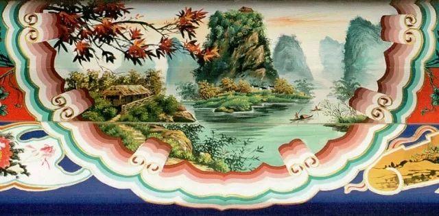 彩画园说——传统园林建筑中的清式彩画读书笔记(上)_21