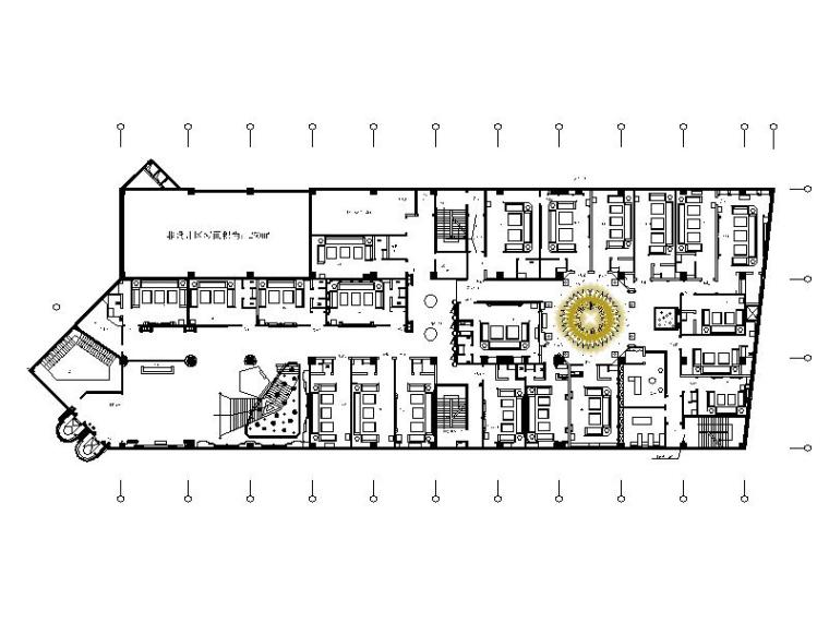 超级豪华套房KTV设计施工图(含效果图)