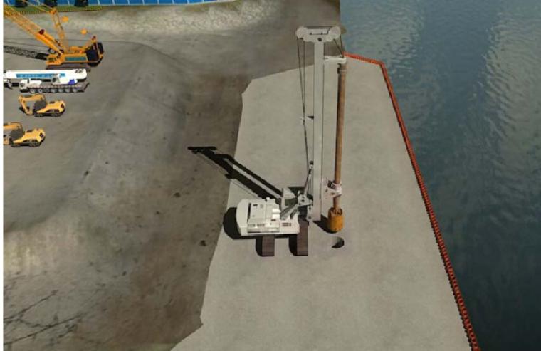 41米桥宽深埋大直径桩基顶推法钢梁自锚式悬索桥综合施工技术总结121页_3