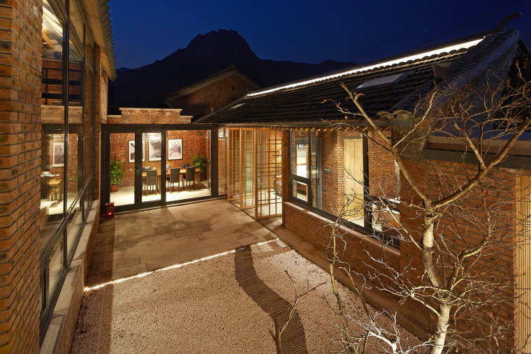 [CCDI卝智室内设计]北京昌平:一座[后院]的建设自白丨JPG图纸+摄影大图丨42P