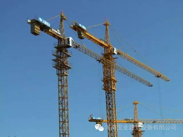 塔吊拆除有7个地方最容易出问题,搞工程一定要胆大心细