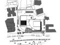后现代高层商业办公综合楼建筑设计方案CAD