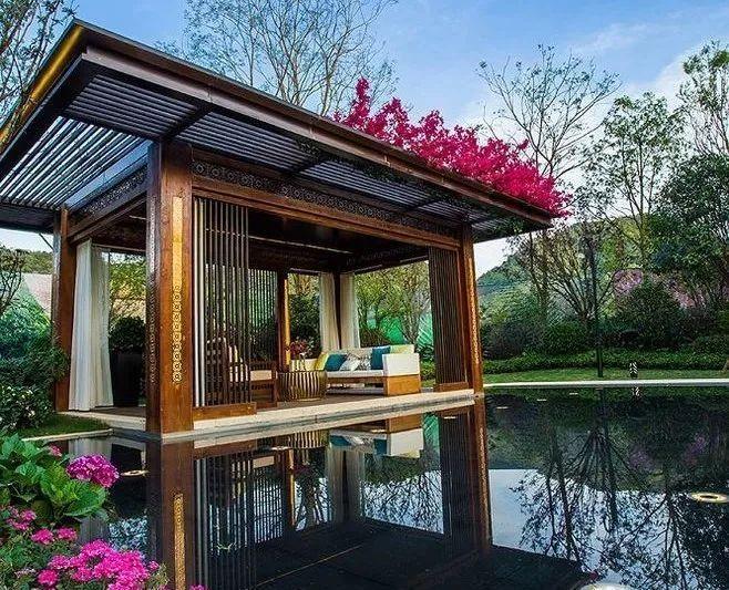 50款|各式新中式景观亭设计_24