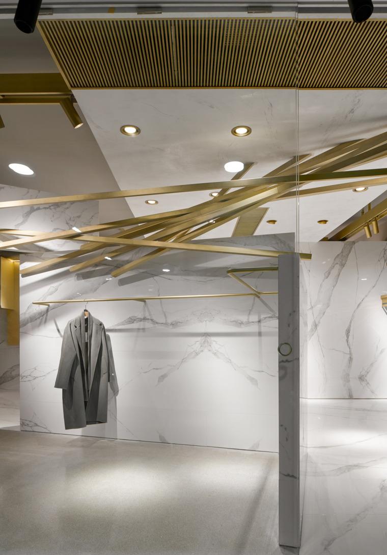 杭州ANDFOR服装品牌展厅-9