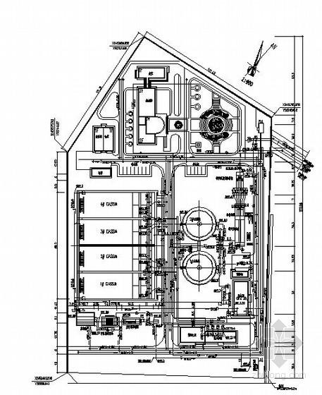 [珠海]水质净化厂初步设计方案