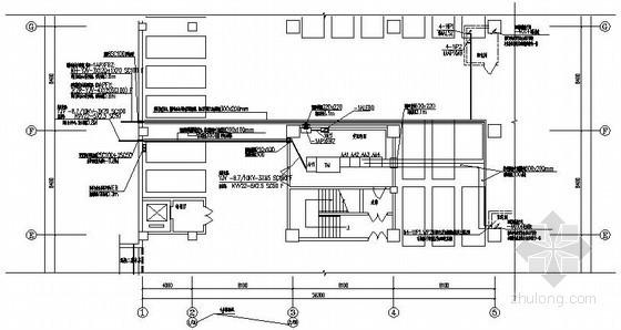 三层电影院全套电气施工图纸