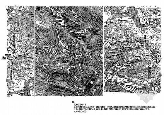 双线分离式隧道消防水池位置平面节点详图设计