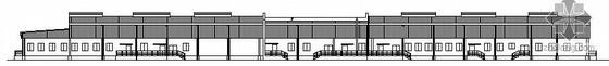 [山东]某单层冷库建筑方案图
