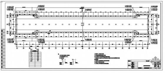 南京某地铁站围护结构图纸