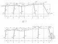 单层钢框架小展厅结构施工图