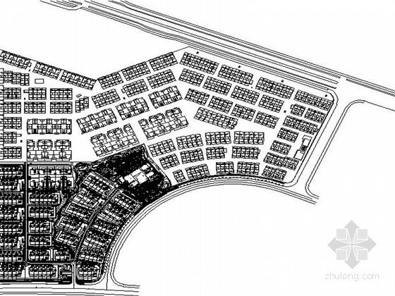[上海]现代中式风格住宅景观设计施工图