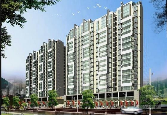 [南京]大型住宅楼建设项目开发成本测算实例(四级科目报价单方成本估算)