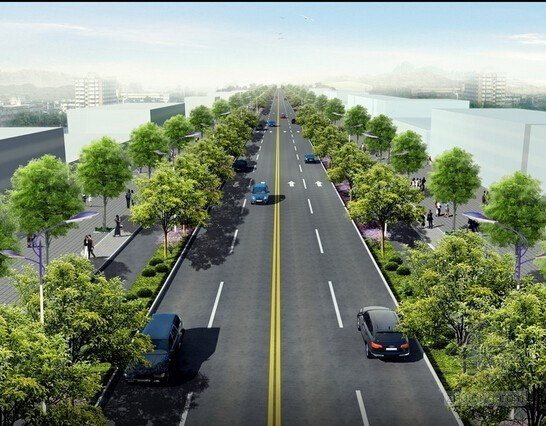 [广州]市政道路西延工程造价指标分析