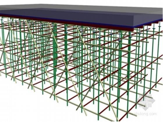 [福建]超高层住宅楼木胶合模板施工方案(附图及计算说明)