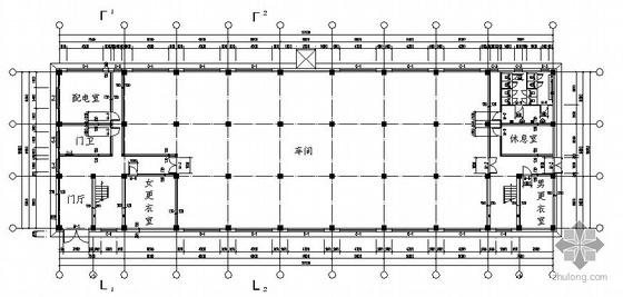 [沈阳]某五层中学教学楼建筑施工图-3