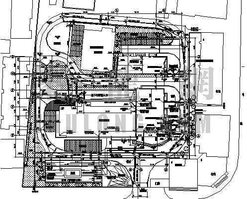 湖南宜昌某十六层办公楼给排水全图