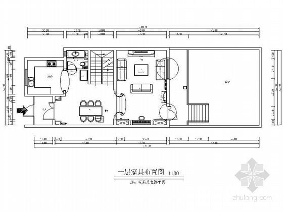 [北京]高碑店某三层别墅奢华设计全套装修图