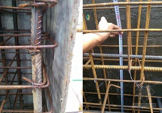 建筑工程施工质量监督检查汇报(钢筋 混凝土 砌体)