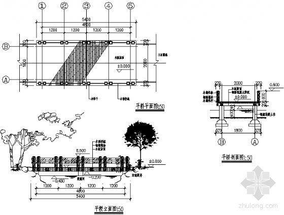 平桥节点详图-4