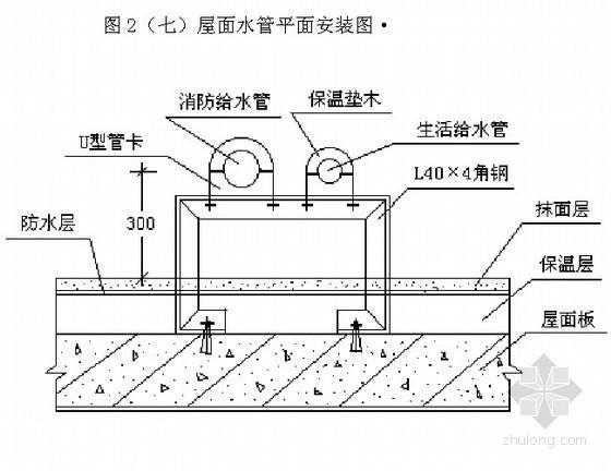 [江苏]工厂宿舍工程施工组织设计(砖混结构 2011年)