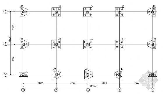 某七层宿舍楼结构图纸