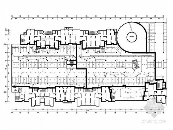 [甲级]一类高层综合住宅楼全套电气施工图157张(98.9米 完整负荷计算书)