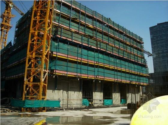 液压自爬模模板施工工艺及在超高层建筑应用实例(附图)