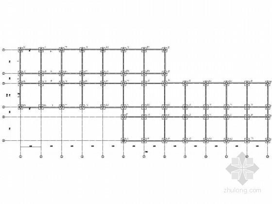 [学士]六层框架结构办公楼毕业设计(含计算书、结构图)