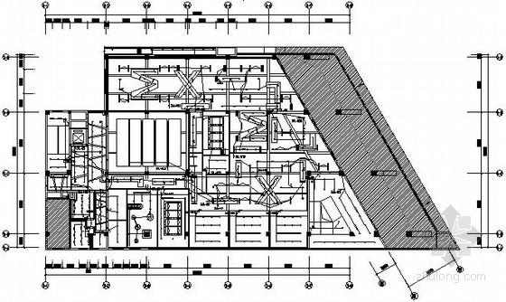 [江阴]某五层综合办公楼室内装修电气施工图纸