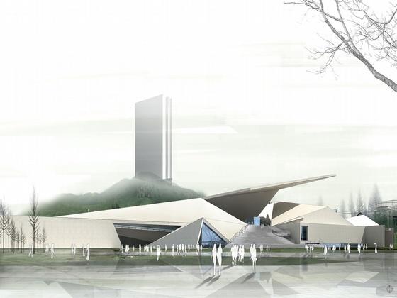 [重庆]某美术馆概念设计