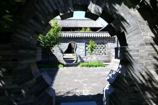 户牖:古代园林创意之美