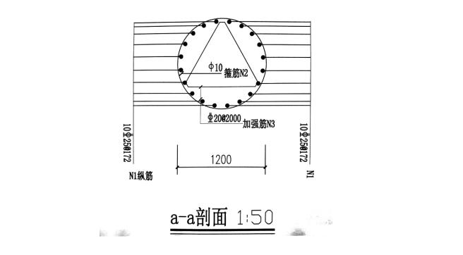旋挖桩抗滑桩专项施工方案(共44页)
