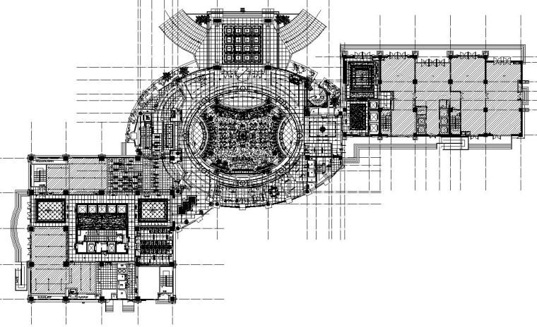 [苏州]昆山丽景国际酒店施工图设计(附高清效果图)