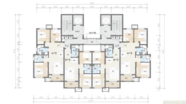 [河北]20层高层住宅及幼儿园建筑设计方案文本(16年最新项目)_10