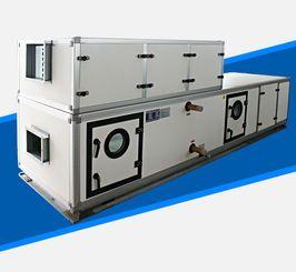空调热回收机组原理、形式与应用