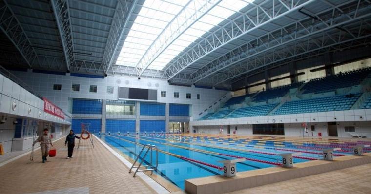 拉萨市公安局特警支队三期二标游泳训练馆给排水施工技术交底