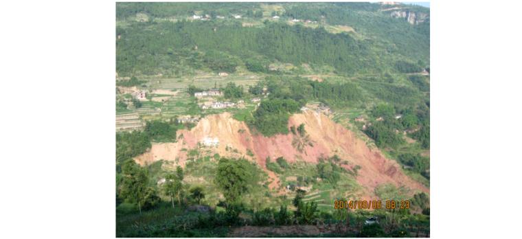 巫山县龙溪镇百花台滑坡应急抢险监测实施方案