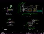 瑞安化成洞风景区详细规划设计方案施工图
