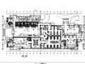 新中式洗浴会所空间设计施工图(附效果图+软装家具)