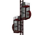 bim软件应用-族文件-施工电梯