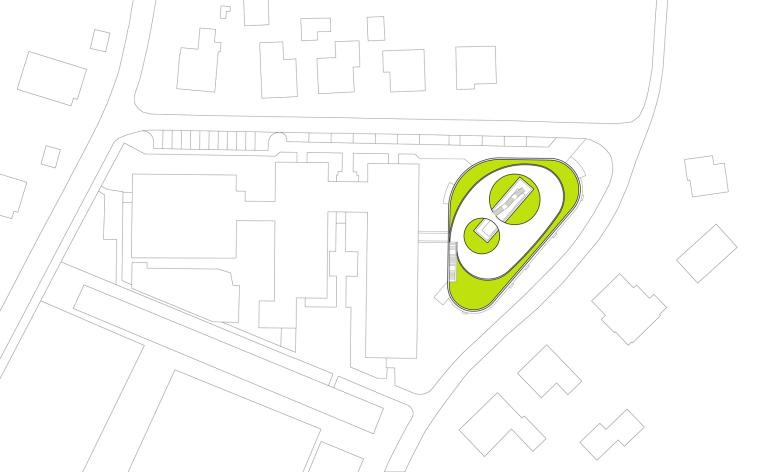 波兰圆弧形的幼儿园-13