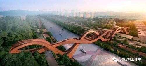 """[钢构知识]直接分析法让""""中国结桥""""更性感"""