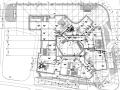 长沙大型办公楼及配套商业电气施工图