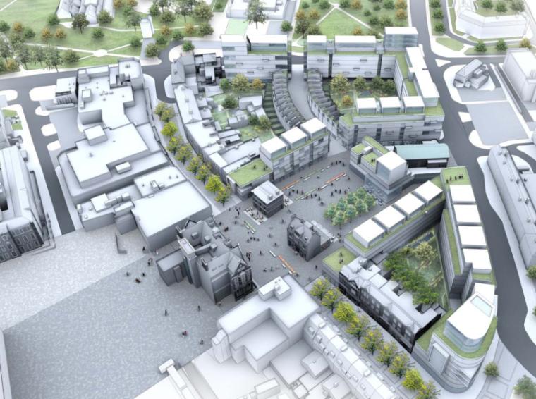 [加拿大] 伦敦路北街汪镇中心景观规划方案设计(PDF+72页)