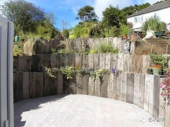 庭院围墙设计中的讲究_2